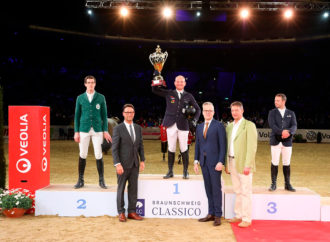 Michael Jung ist neuer Veolia Champion