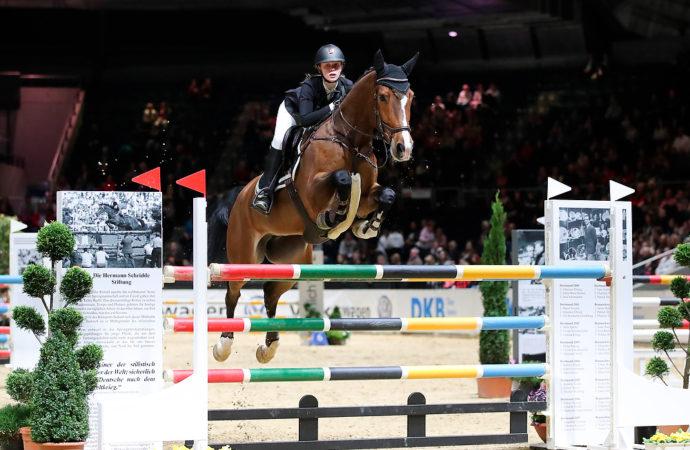 HGW-Championesse Hanna Schumacher