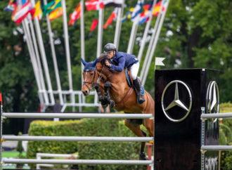 Peder Fredricson gewinnt Mercedes-Benz Championat von Hamburg