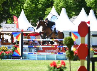 Pferd International München: Und schon wieder Bruce Goodin