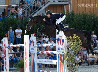 Wolfgang Puschak und sein Holländer Edgar fliegen zum Sieg