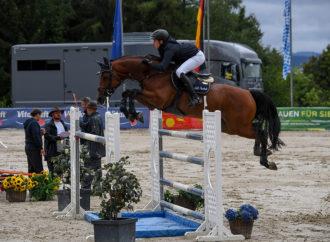 Gut Ising: Sieg für Wolfgang Puschak