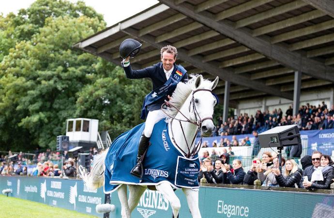 Harrie Smolders gewinnt in Hamburg