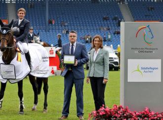 CHIO Aachen 2021: Darragh Kenny – Preis der StädteRegion Aachen