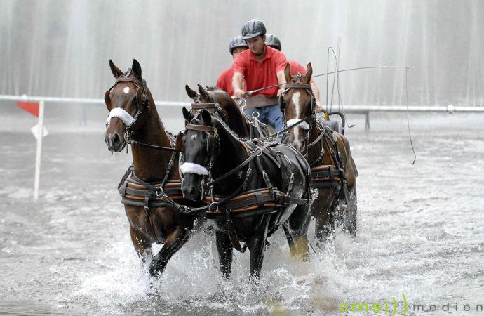 CHIO Aachen 2021: Koos de Ronde