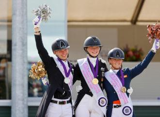 Gold und Silber für Deutschland, Bronze für die Niederlande
